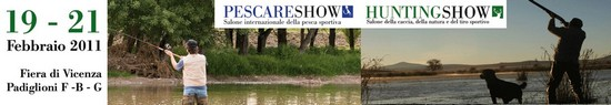 Pescare & Hunting Show - source vicenzafiere