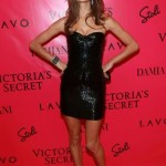 Alessandra Ambrosio al Victoria's Secret Fashion Show - Photo by Astrid Stawiarz-Getty Images