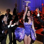 Katy Perry al Victoria's Secret Fashion Show - Photo by Theo Wargo-Getty Images