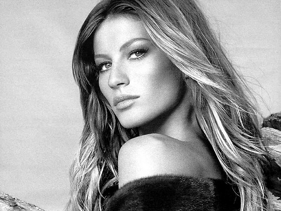 Gisele Bundchen per Esprit