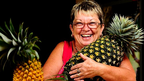 L'ananas gigante del Northern Territory